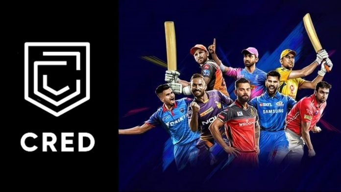 BCCI announced CRED as official Partner for IPL for three years - CricAngel